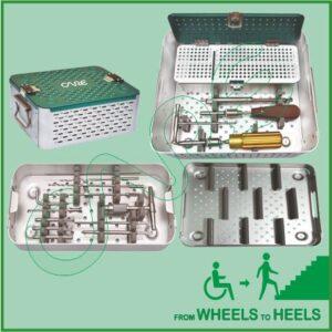 115 Premium Quality - Special Instrument Set