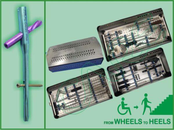Daksh PFNA Nail Instrument Set (Standard Quality) with nail img