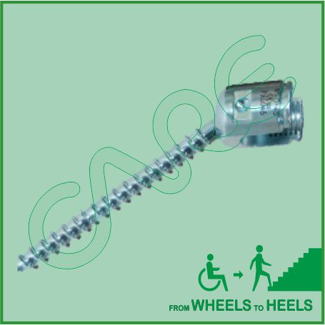 POLY AXIAL PEDICLE SCREW