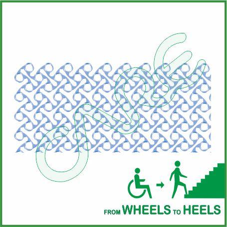 Flexible mesh Plate